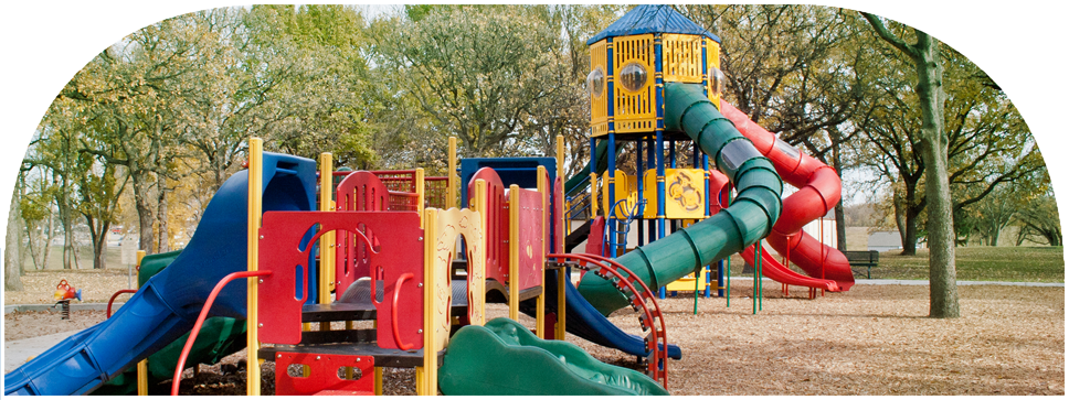 Community Playground Equipment
