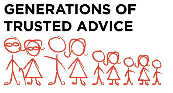 Generations of Trusted Advice